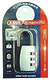 ABUS ナンバー可変式南京錠 155 ABUS155-30
