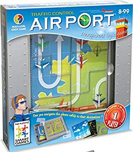 SMART GAMES Airport - Traffic Control