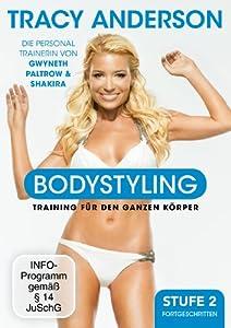 Tracy Anderson - Bodystyling: Fortgeschritten, Stufe 2
