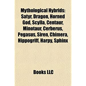 Amazon.com: Mythological hybrids: Satyr, Dragon, Horned God ...