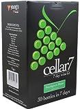 Cellar 7 Sauvignon Blanc 30 Bottle White Wine Making Kit