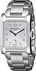 Baume & Mercier Men's A10047 Hampton Square Stainless Steel Bracelet Watch