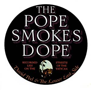 David Peel The Lower East Side The Pope Smokes Dope