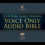 NKJV Voice Only Audio Bible |  Thomas Nelson, Inc.