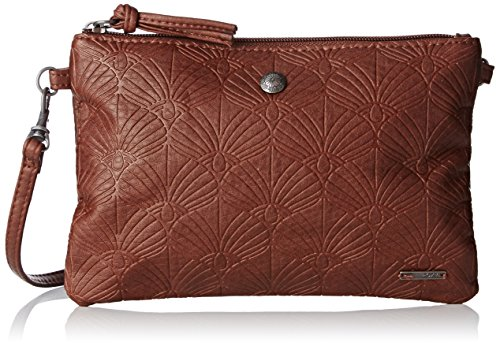 Roxy Soft Melody, Borsa baguette donna , Marrone (Marron (Dbr)), Taille Unique