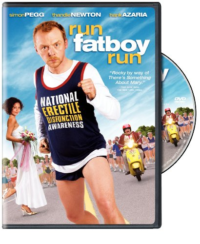 Cover art for  Run, Fatboy, Run