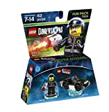 LEGO Movie Bad Cop Fun Pack - LEGO Dimensions