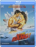 "Bang Bang Hindi Blu Ray Bollywood Film Stg: Hrithik Roshan, Katrina Kaif"" (2014)"
