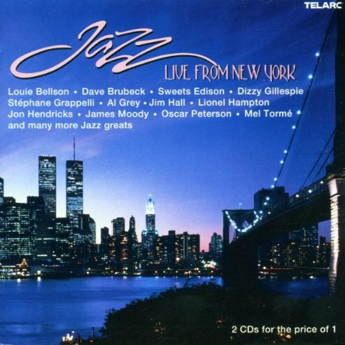 Jazz: Live From New York by Jazz Live From New York