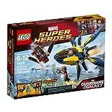 LEGO Superheroes 76019 Starblaster Showdown Building Set