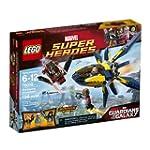 LEGO Superheroes Starblaster Showdown Building