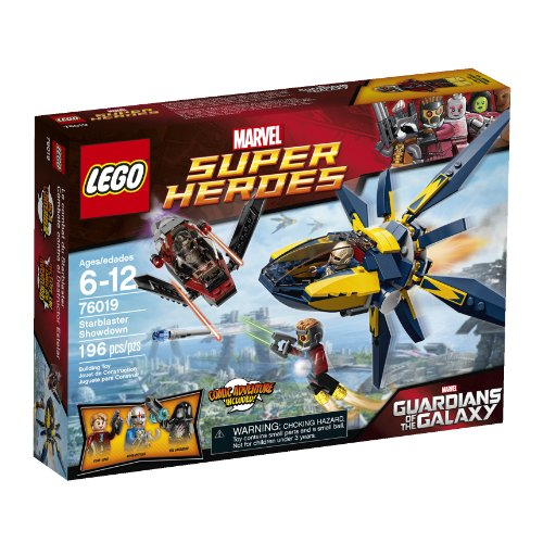 LEGO-Superheroes-76019-Starblaster-Showdown-Building-Set-Discontinued-by-manufacturer