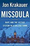 Missoula: Rape and the Justice System…
