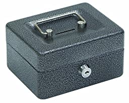Hercules CB0604 Key Locking Cash Box, 6\