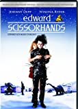 Edward Scissorhands [1991] (Region 1) (NTSC) [DVD]