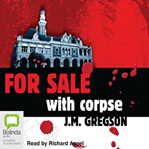For Sale with Corpse Audiobook