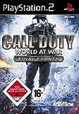 echange, troc CoD 5 World at War PS-2 AK Call of Duty