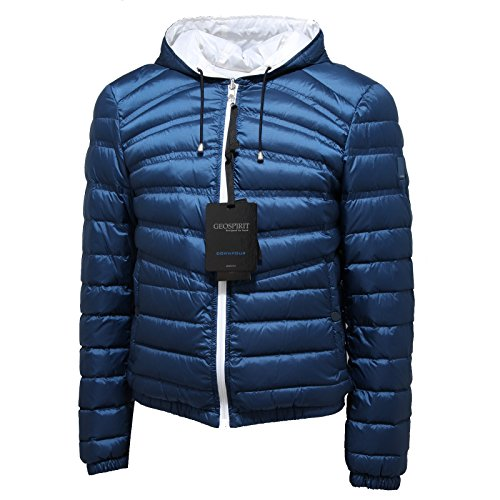 3480M giubbotto piumino uomo GEOSPIRIT giacche quilted jackets coats men [M]