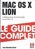 echange, troc Jean-Sébastien Cherel - Mac OS X Lion