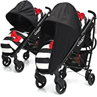 Baby Travel Sunny Sail Universal Pushchair Shade with Side Protection from Baby Travel