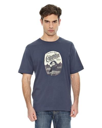 Columbia T-Shirt Greenfield Tee [Blu]