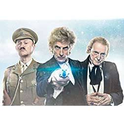 Doctor Who Special: Twice Upon A Time [Blu-ray]