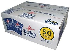 Doritos Cool Ranch Chips - 50/1 oz. Bags