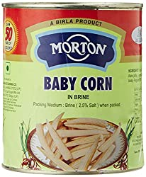 Birla Morton Baby Corn in Brine, 800g