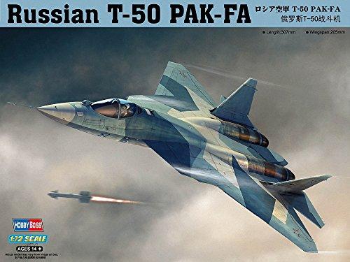 1/72 エアクラフトシリーズ ロシア空軍 T-50PAK-FA