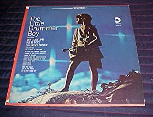 The Little Drummer Boy Christmas by Don Janse and his 60 Voice Children's Chorus Record Vinyl Album