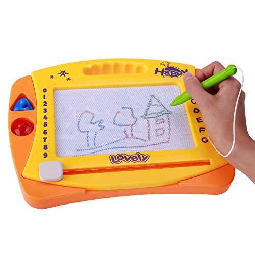 Arshiner-Magnetic-Drawing-Board-Colorful-Erasable-Large-Size-Doodle-SketchGift-for-Kids