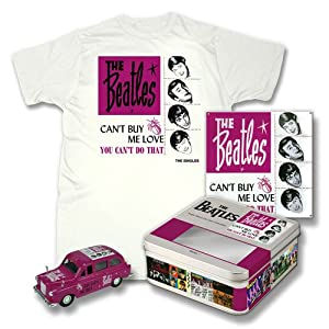 The Beatles Can't Buy Me Love Limited Edition Collectable Taxi Tin