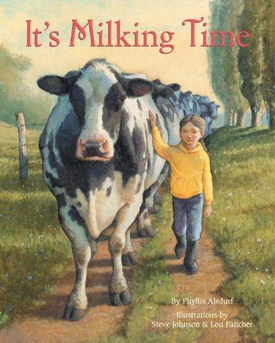 It's Milking Time