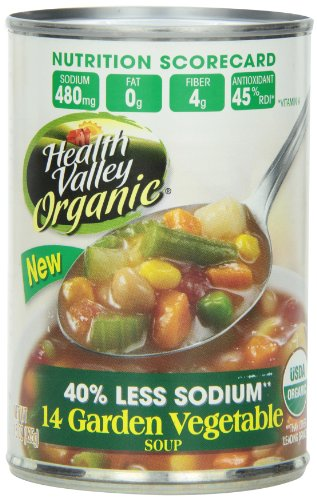 Health Valley Organic Soup