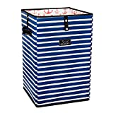 SCOUT Trash Cache Bin, Nantucket Navy, 15 by 24 by 15-Inches
