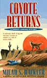 img - for Coyote Returns by Micah S. Hackler (1996-06-02) book / textbook / text book