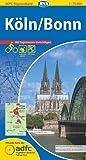 ADFC-Regionalkarte Köln/Bonn mit Tagestouren-Vorschlägen, 1:75.000, reiß- und wetterfest, GPS-Tracks Download