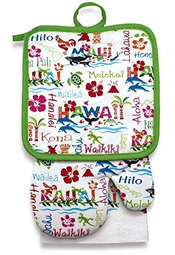 Kitchen Set: Hawaiian Adventures