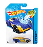 Hot Wheels - HW City Colour Shifters - El Superfasto - Mattel