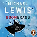 Boomerang: The Meltdown Tour Audiobook by Michael Lewis Narrated by Dylan Baker