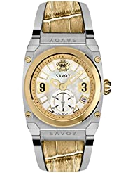 Savoy Swiss Made Icon Light Gold Steel Dial Female Watch -S313A3P0103B1028