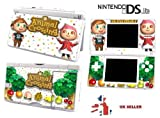ANIMAL CROSSING Nintendo Ds Lite Console Vinyl Skin Cover In a Retail Pack. Order Before 4pm and ill post the same day by Fast 1st Class UK Post.