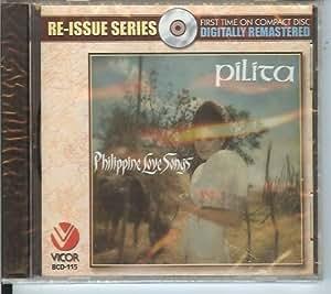 Pilita Corrales - Philipine Love Songs - Dahil Sa Iyo (Music CD)