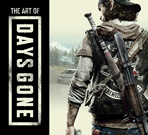 The Art of Days Gone (Tapa Dura)