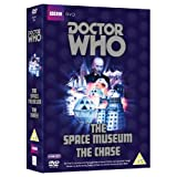 Doctor Who - The Space Museum/The Chase [DVD]by William Hartnell