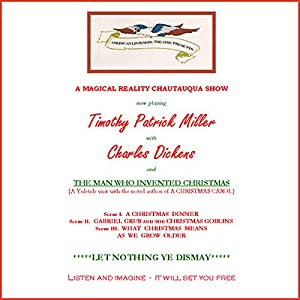 The Man Who Invented Christmas Audiobook