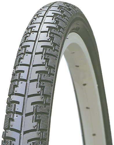 Kenda Rain V-Cut Wire Bead Bicycle Tire, Blackwall, 700 x 35c