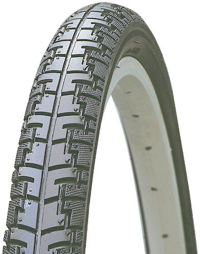 Kenda Rain V-Cut Wire Bead Bicycle Tire, Blackwall, 700 x 35c