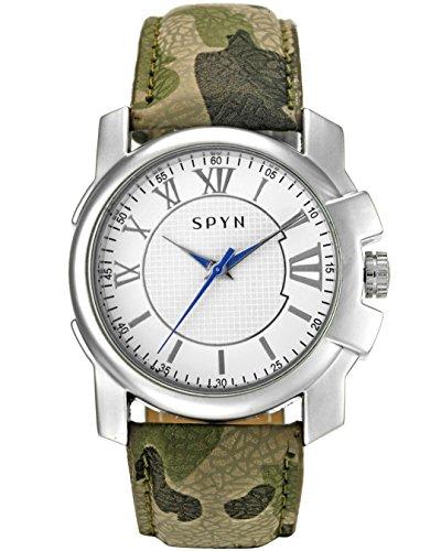 Eleganzza Digital Led Black Dial Bracelet Watch for Men (Speedometerblack1)