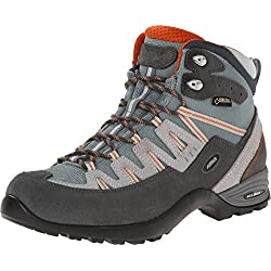 Asolo Women's Ace GV GORE-TEX Hiking Boot,Graphite/Stormy Sea